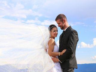O casamento de Mara e Pedro