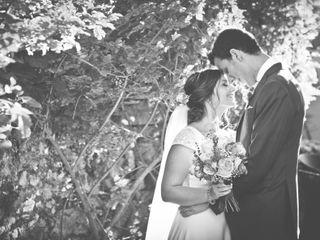 O casamento de Joana e Rafael