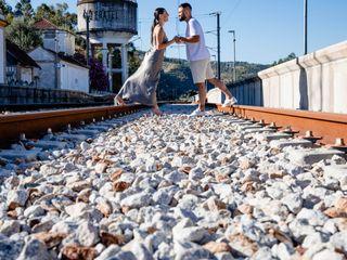 O casamento de Mónica e Stephan 1