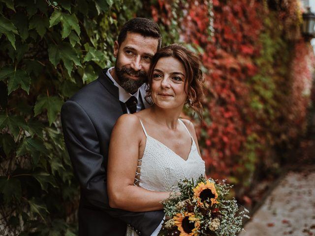 O casamento de Hélène e Rui