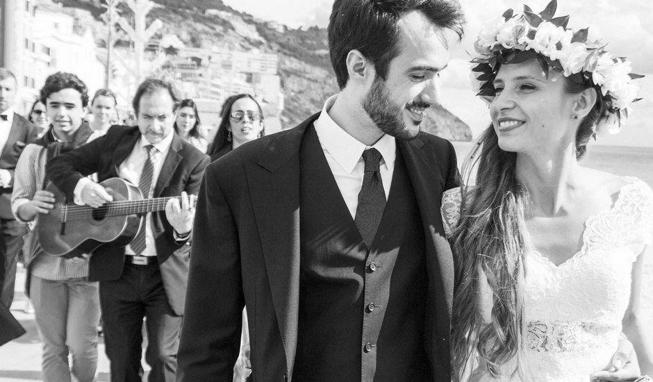 O casamento de Pedro e Aleksandra em Sesimbra, Sesimbra