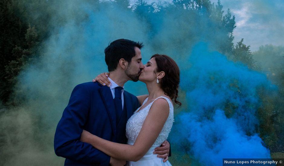 O casamento de António e Rita em Penela, Penela