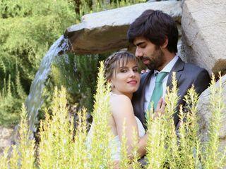 O casamento de Filipa e Nicolau