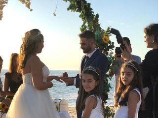 O casamento de Larissa  e Ricardo  1