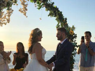O casamento de Larissa  e Ricardo  3