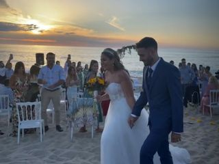 O casamento de Larissa  e Ricardo
