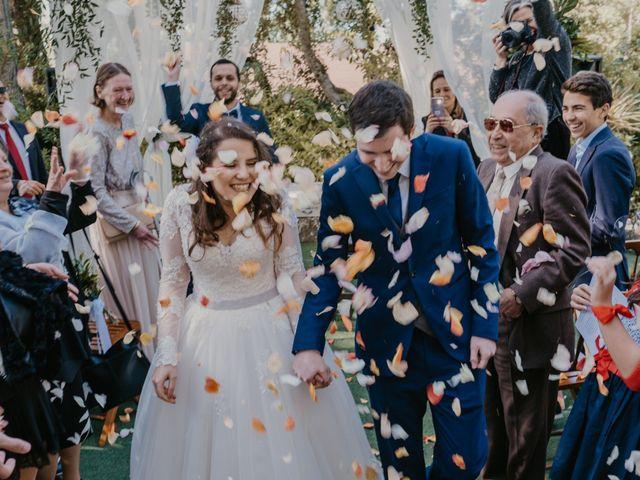 O casamento de Rita e Henry