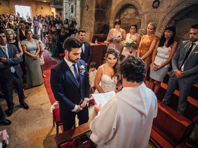 O casamento de Daniel e Ana em Cinfães, Cinfães 16