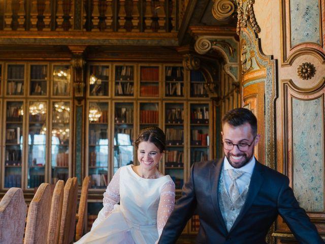 O casamento de Marta e Frederico