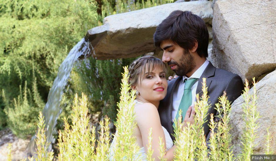 O casamento de Nicolau e Filipa em Freixiosa, Mangualde