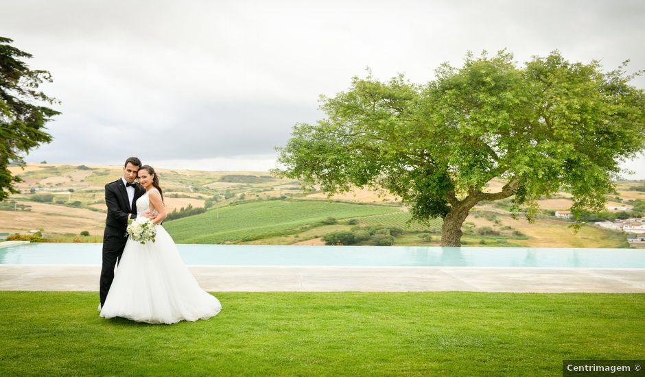 O casamento de Ricardo e Inês em Vila Franca do Rosário, Mafra
