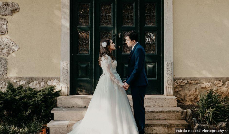 O casamento de Henry e Rita em Sintra, Sintra