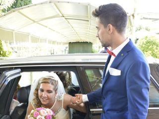O casamento de Andreia e Bruno 1