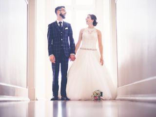 O casamento de Cândida e Gil