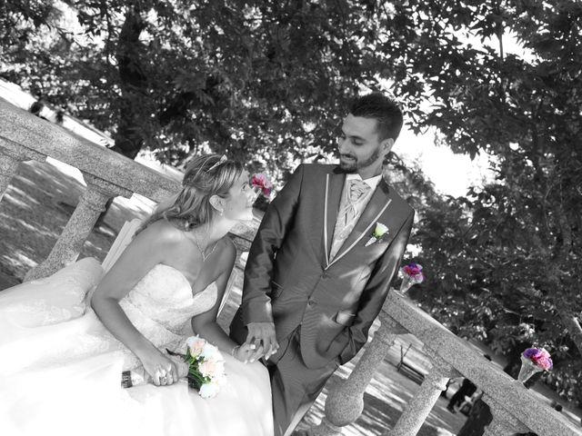 O casamento de Nadine e Bruno