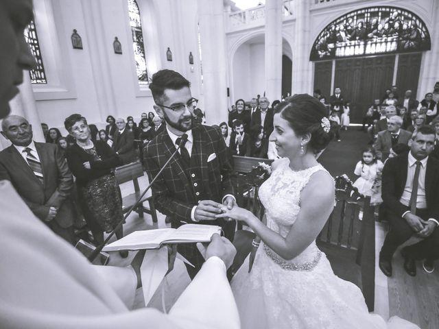 O casamento de Gil e Cândida em Santiago de Litém, Pombal 22