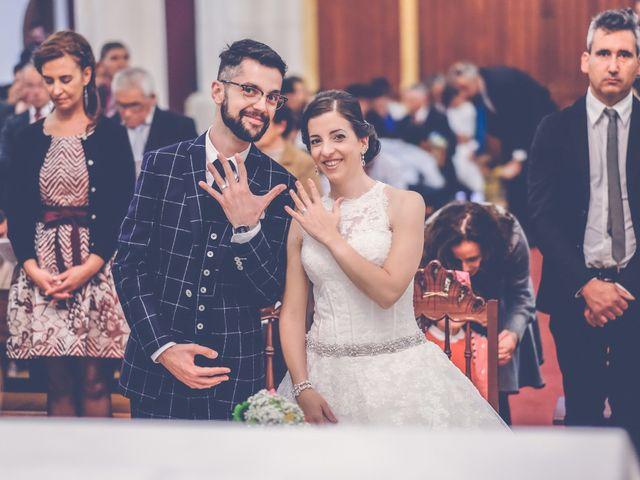 O casamento de Gil e Cândida em Santiago de Litém, Pombal 1