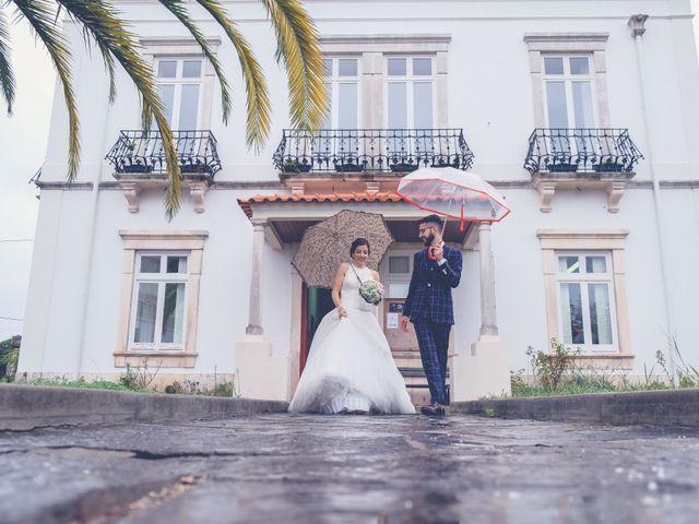 O casamento de Gil e Cândida em Santiago de Litém, Pombal 30