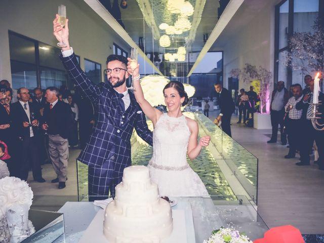 O casamento de Gil e Cândida em Santiago de Litém, Pombal 34