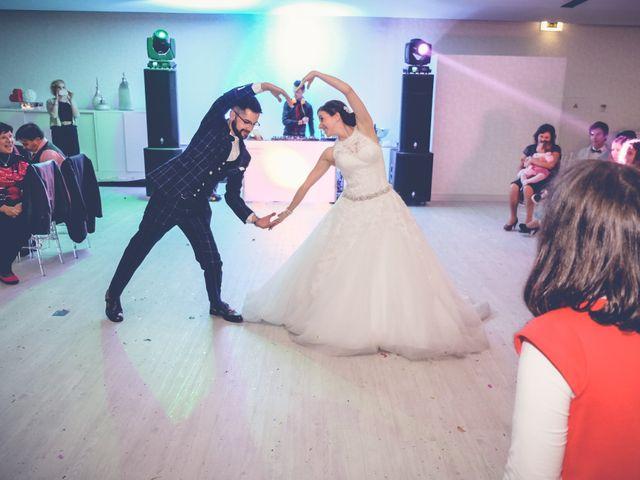 O casamento de Gil e Cândida em Santiago de Litém, Pombal 36
