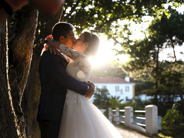 O casamento de Carenza e Gonçalo