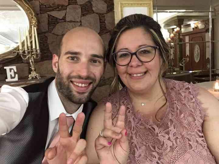O casamento de Denise  e Igor