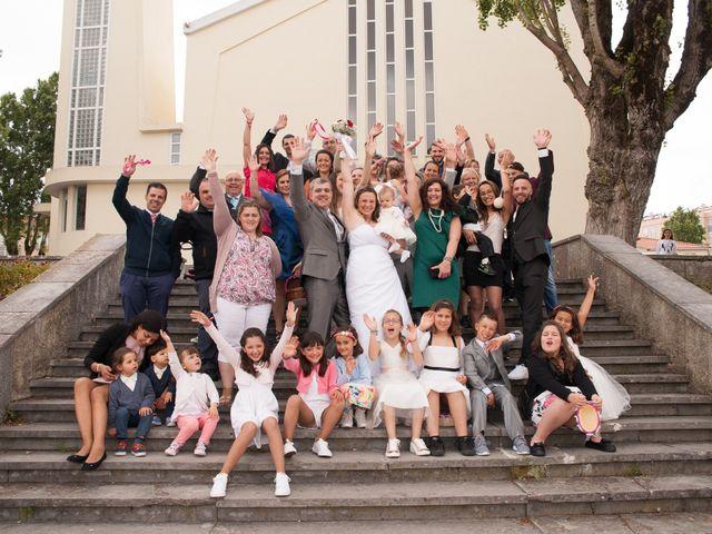 O casamento de Nuno e Cláudia em Algueirão, Sintra 8