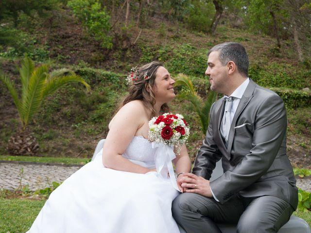 O casamento de Nuno e Cláudia em Algueirão, Sintra 10