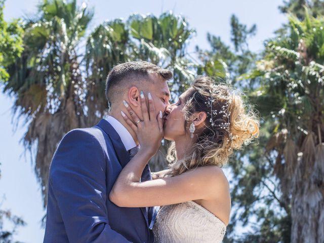 O casamento de Carina e Hugo