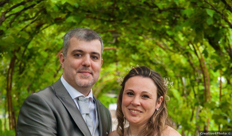 O casamento de Nuno e Cláudia em Algueirão, Sintra