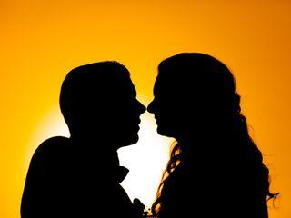 O casamento de Carina e Valter 3
