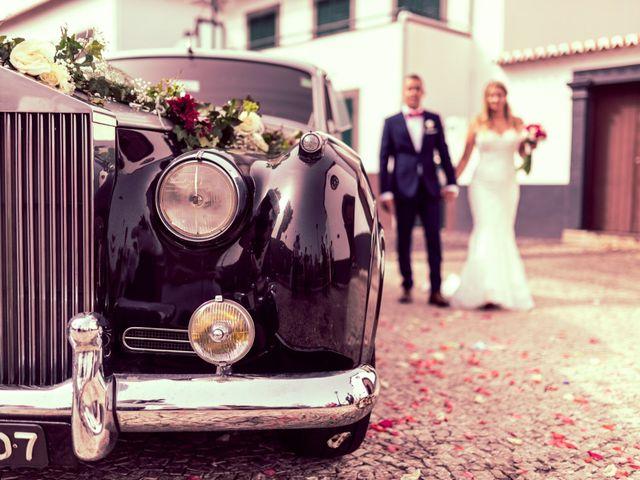 O casamento de Valter e Carina em Funchal, Madeira 10