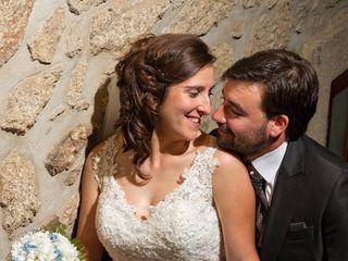 O casamento de Carina e João