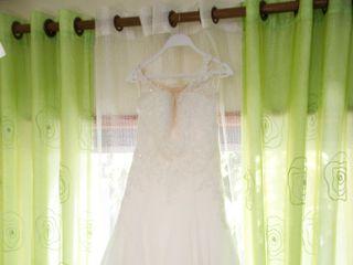 O casamento de Carina e João 2