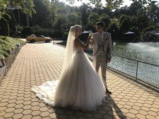O casamento de Cátia e Joel