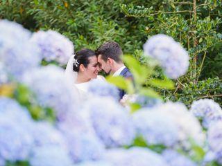 O casamento de Raquel e Valter