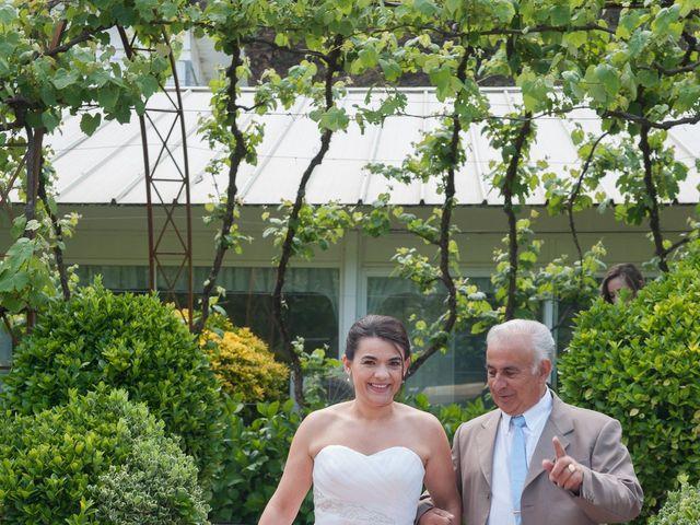 O casamento de Carlos e Natércia em Vale de Lobos, Sintra 6