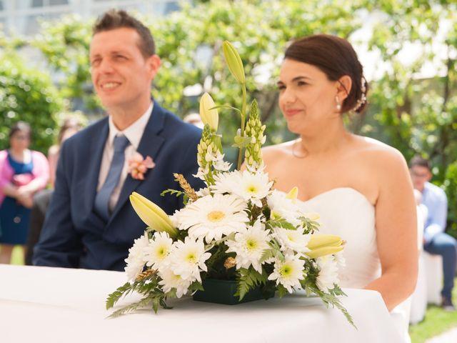 O casamento de Carlos e Natércia em Vale de Lobos, Sintra 7