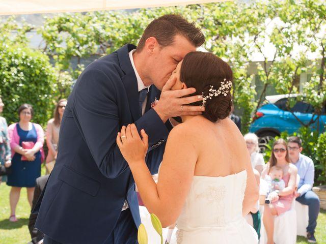 O casamento de Carlos e Natércia em Vale de Lobos, Sintra 8