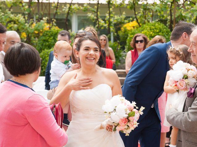 O casamento de Carlos e Natércia em Vale de Lobos, Sintra 9