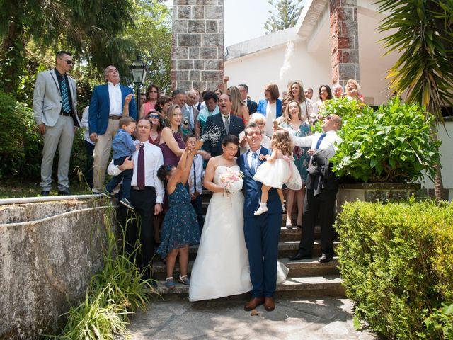 O casamento de Carlos e Natércia em Vale de Lobos, Sintra 10
