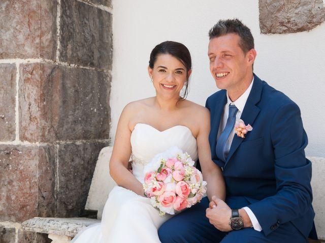 O casamento de Carlos e Natércia em Vale de Lobos, Sintra 1