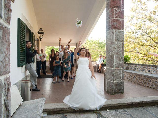 O casamento de Carlos e Natércia em Vale de Lobos, Sintra 2