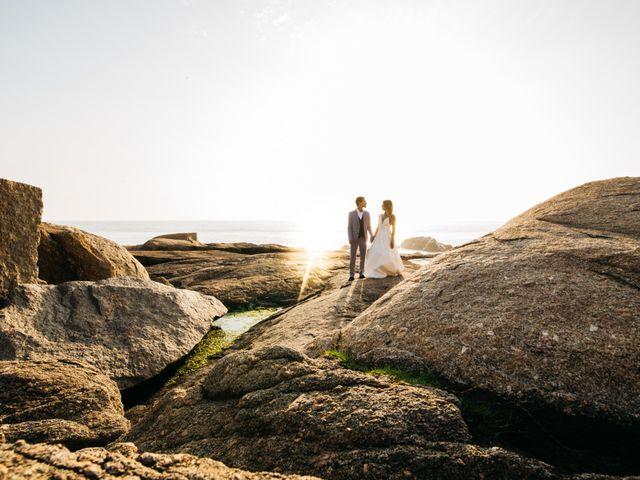 O casamento de Inês e Fernando