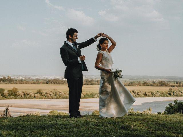 O casamento de Carolina e Rui