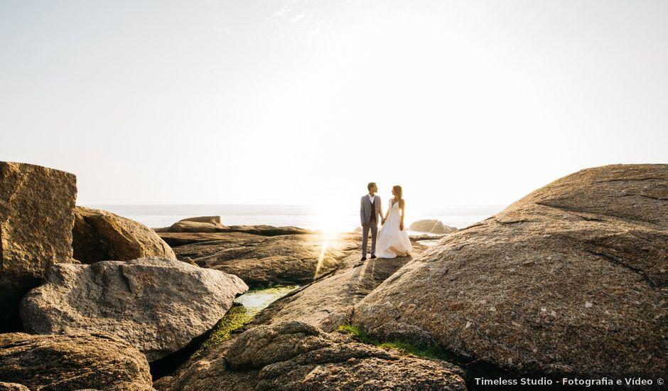 O casamento de Fernando e Inês em Santo Tirso, Santo Tirso