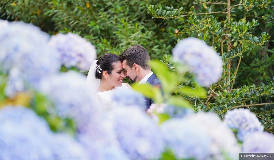 O casamento de Valter e Raquel em Sentieiras, Abrantes