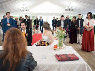 O casamento de Vanessa e Rui 1