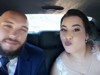 O casamento de Sara e Mário
