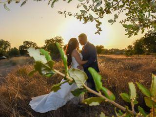 O casamento de Rafaela e Orlando